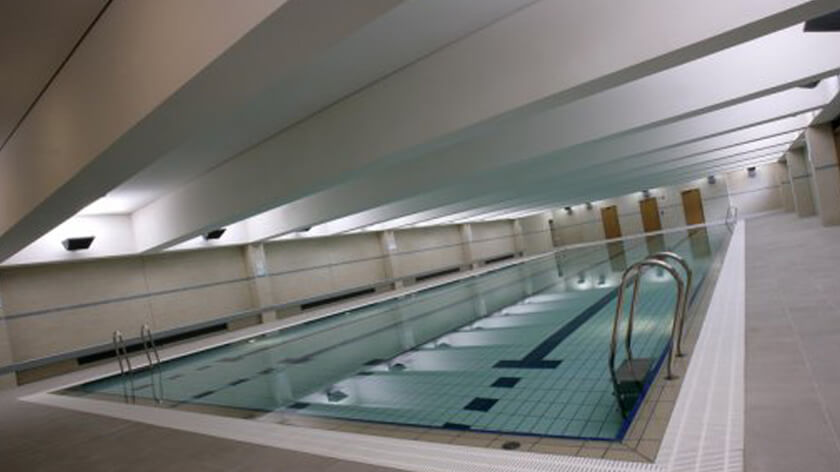 Kentish Town Sports Centre, England