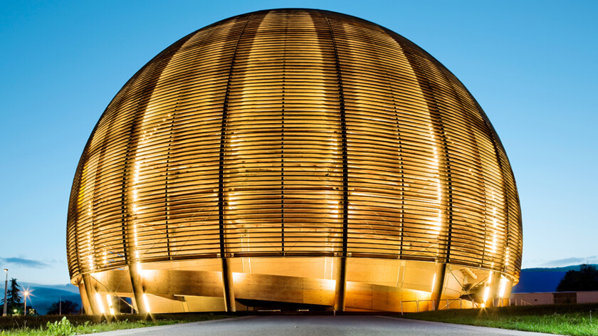 The Globe Of Science And Innovation, Cern